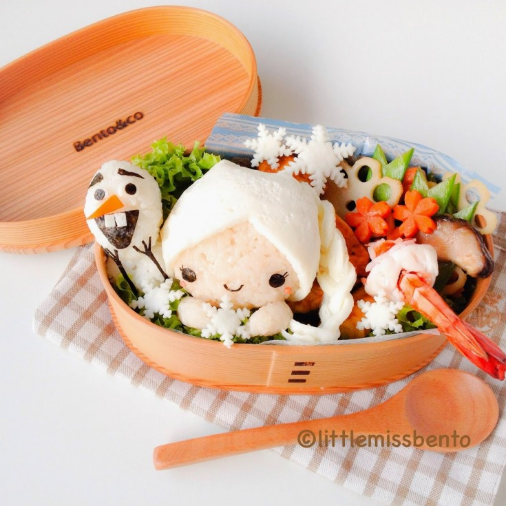 Elsa-and-Olaf-Frozen-Bento-3-