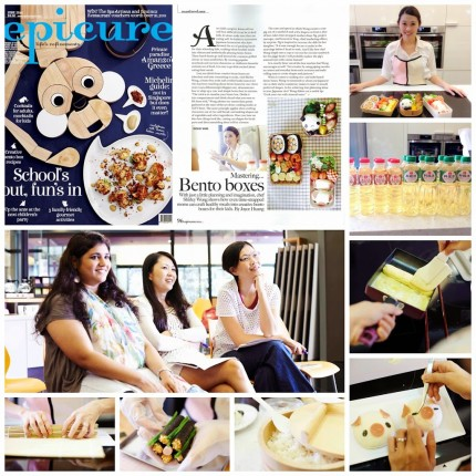 Epicure-Food-Magazine-Shirley-Little-Miss-Bento-feature