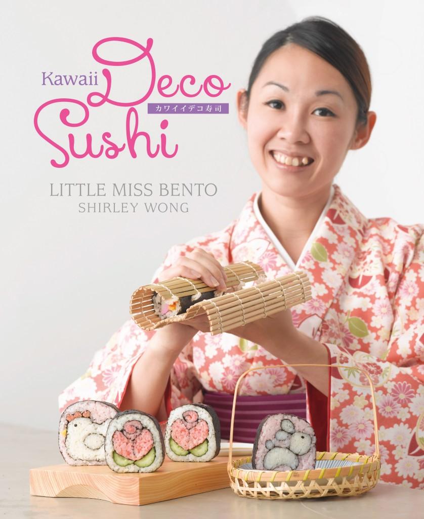 kawaii deco sushi cover