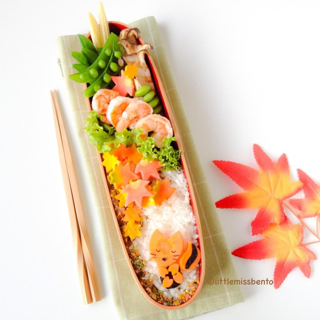 Autumn Bento (3)