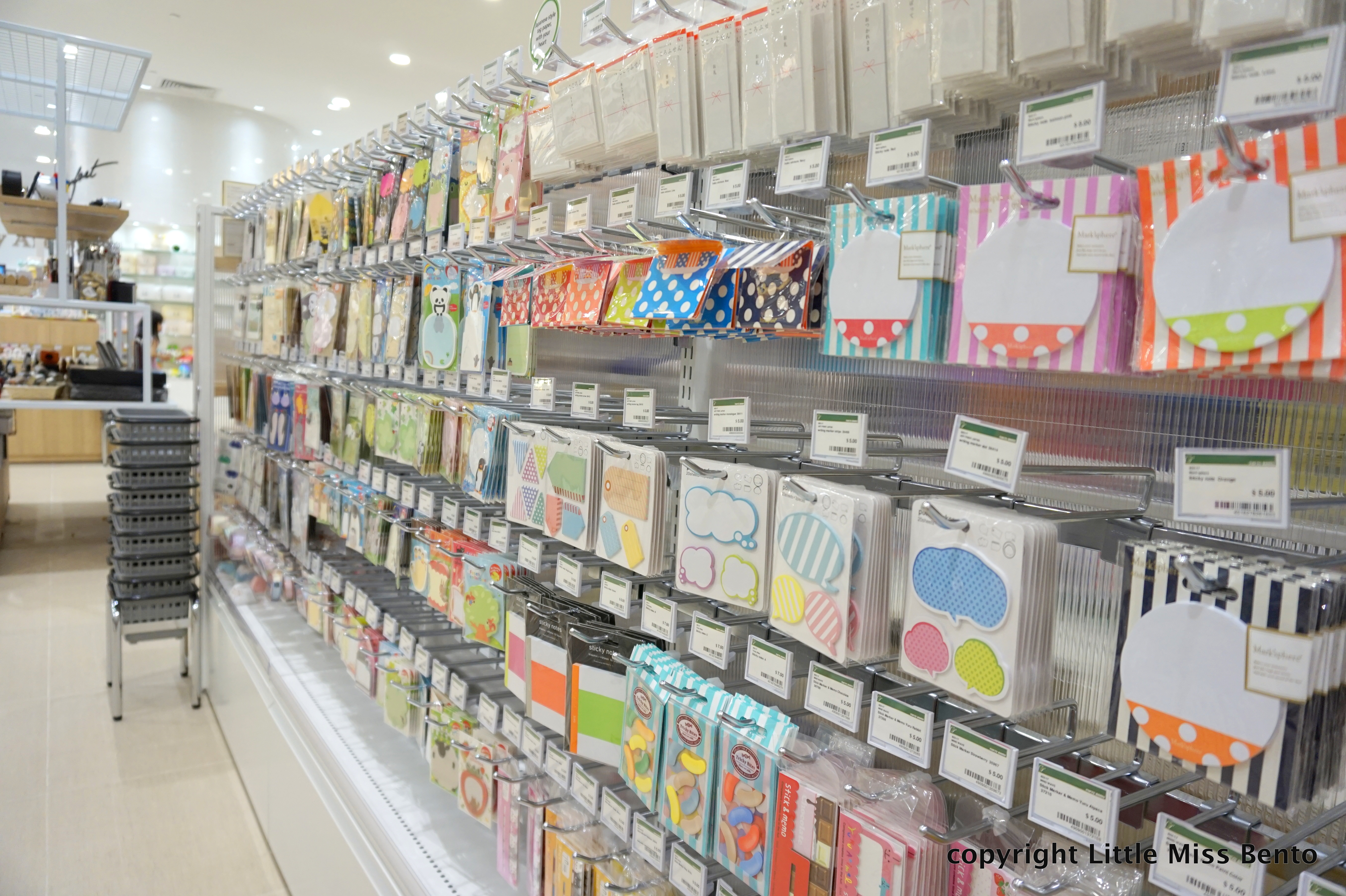 New Store] Tokyu Hands Opens at Westgate (Part 1) - Little