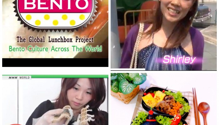 NHK World Bento Global Lunchbox feature