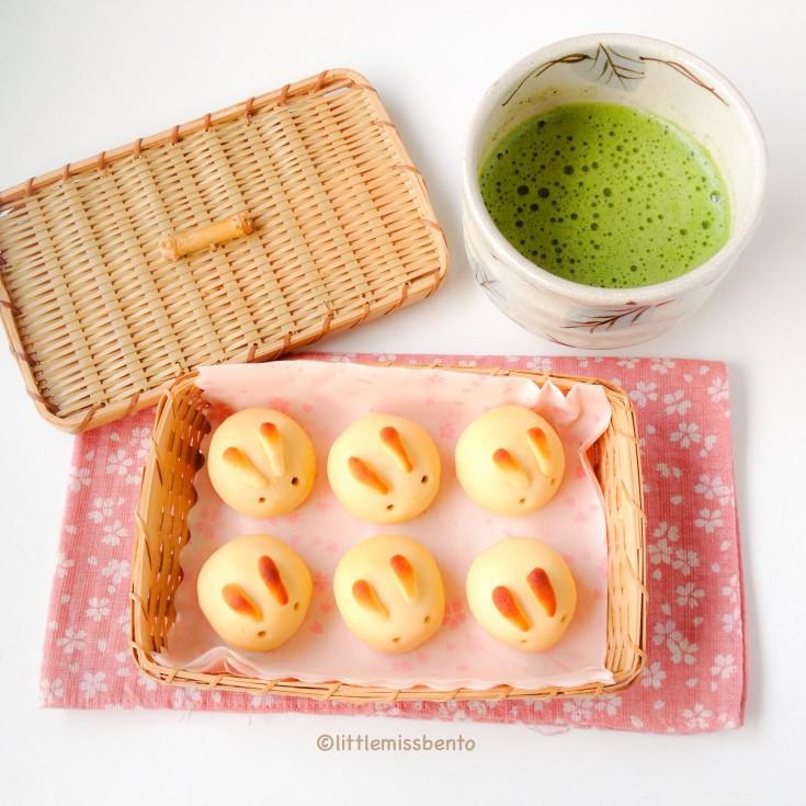 Rabbit Wagashi Mooncake (2)