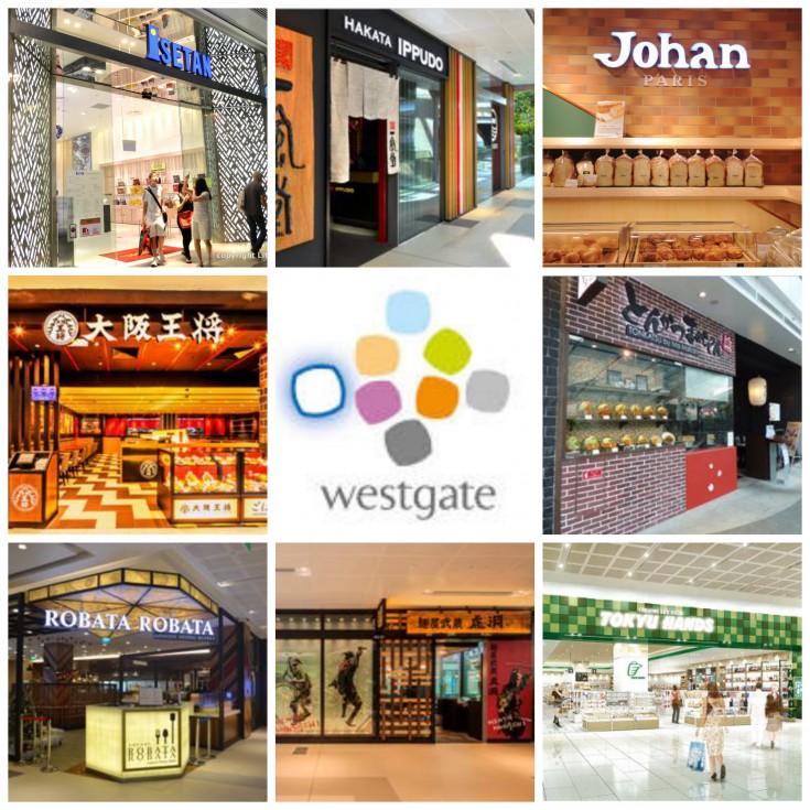 Westgate collage