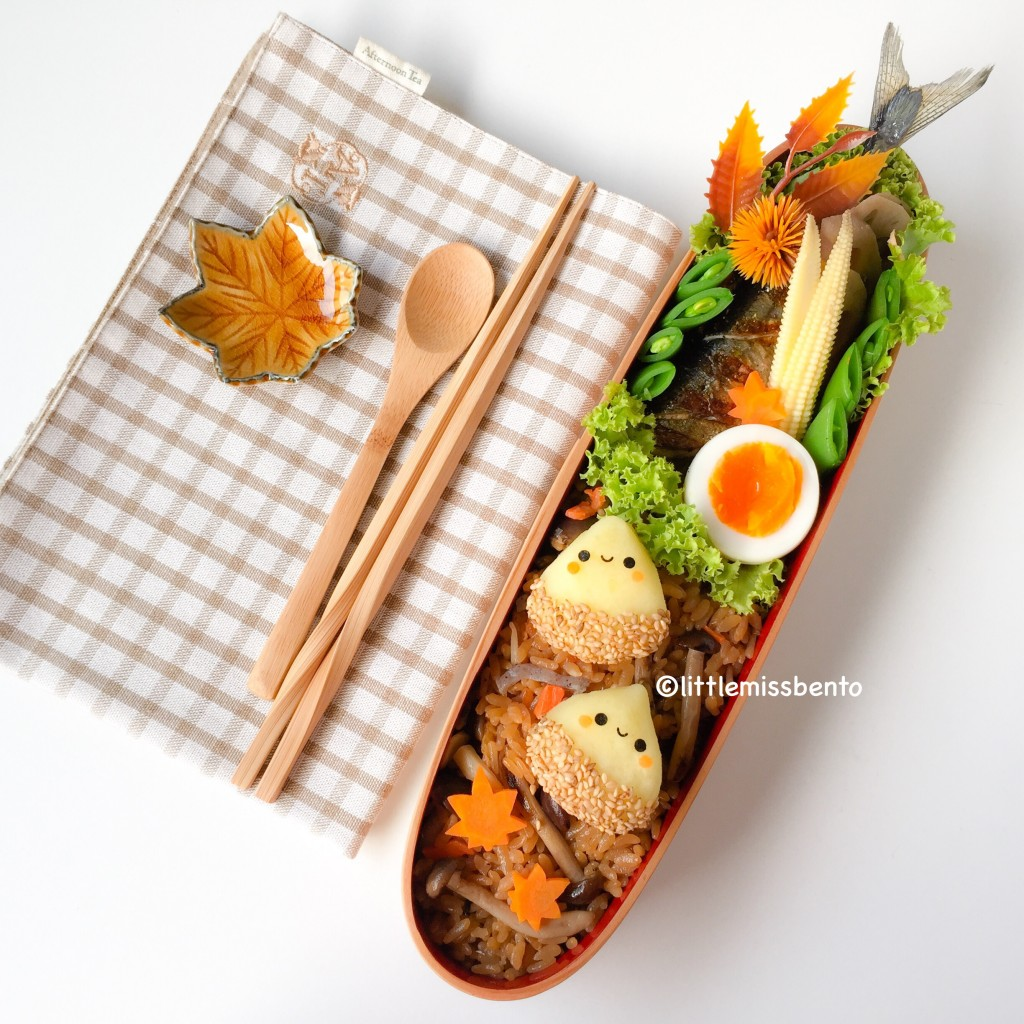 Chestnut Autumn Bento (4)