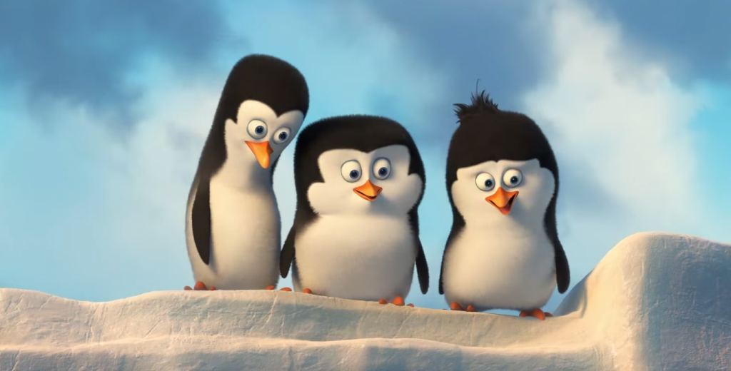 Penguins of Madagascar - Baby Penguins