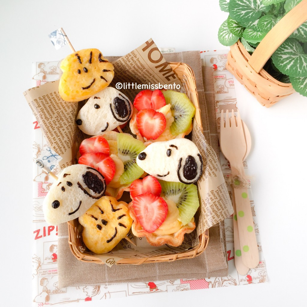 Snoopy Bento (3)