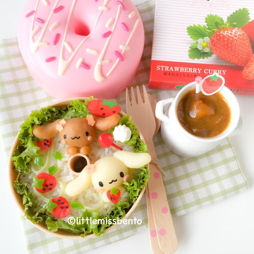 Cinnamoroll Bento (1)