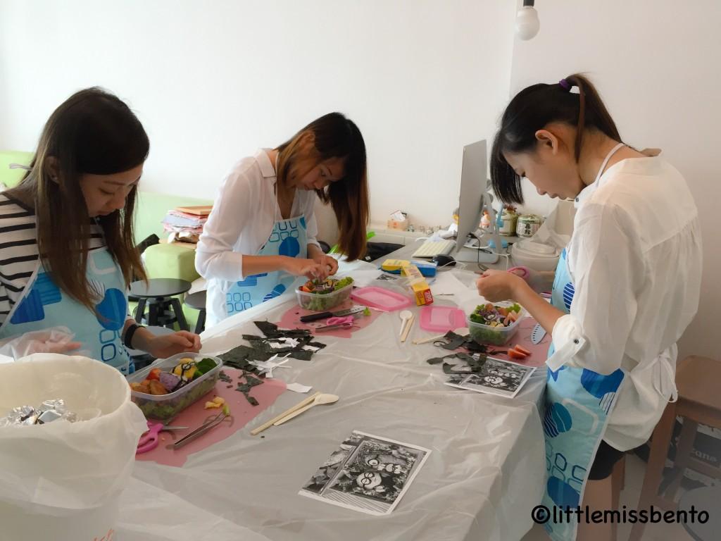 Minion Bento Workshop 2