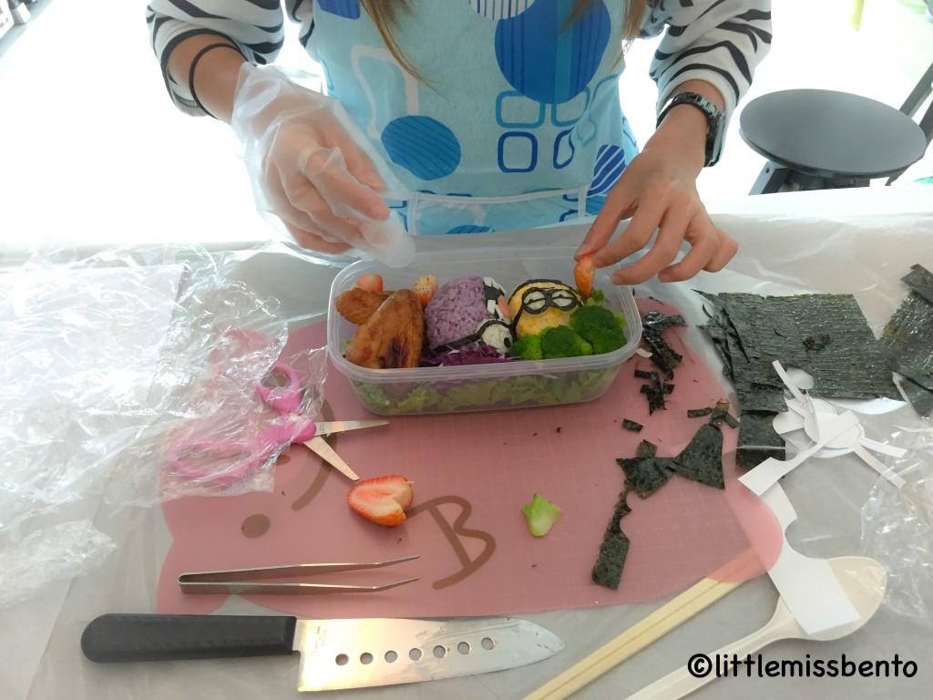 Minion Bento Workshop