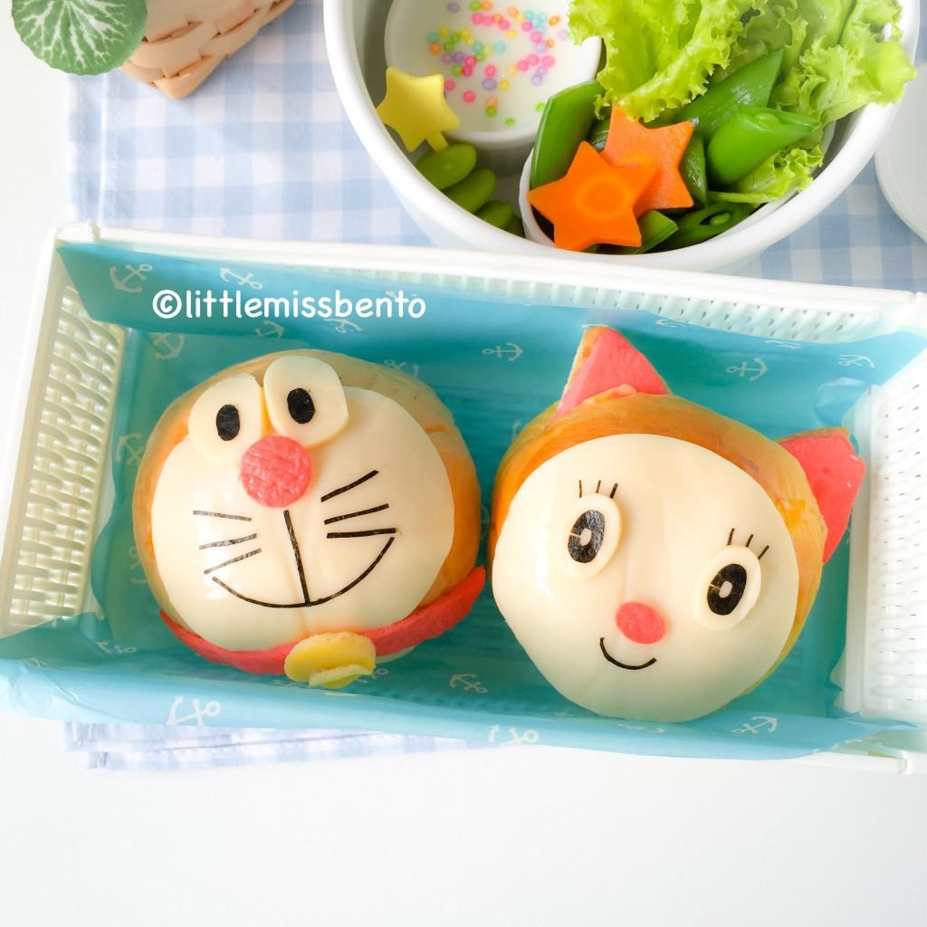 Doraemon Dorami Bento