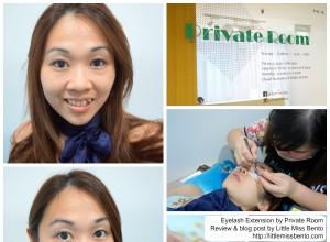 Where to do eyelash extension in Singapore