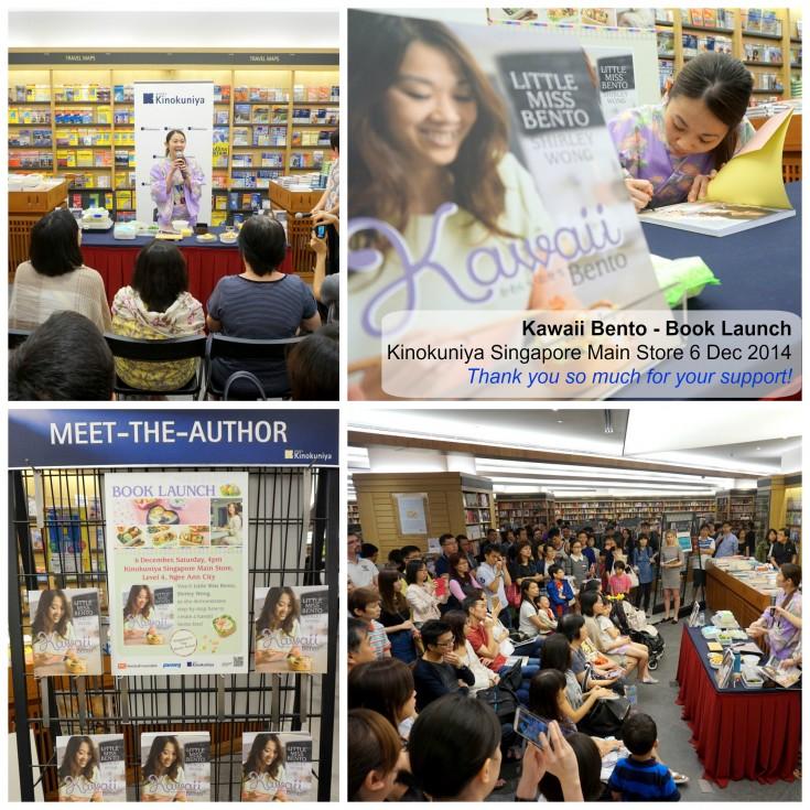 Kawaii Bento Shirley Wong Book Launch