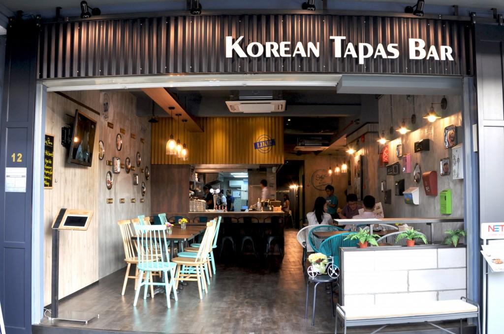 Sync Korean Tapas Bar_Serangoon Garden Estate_interior 7