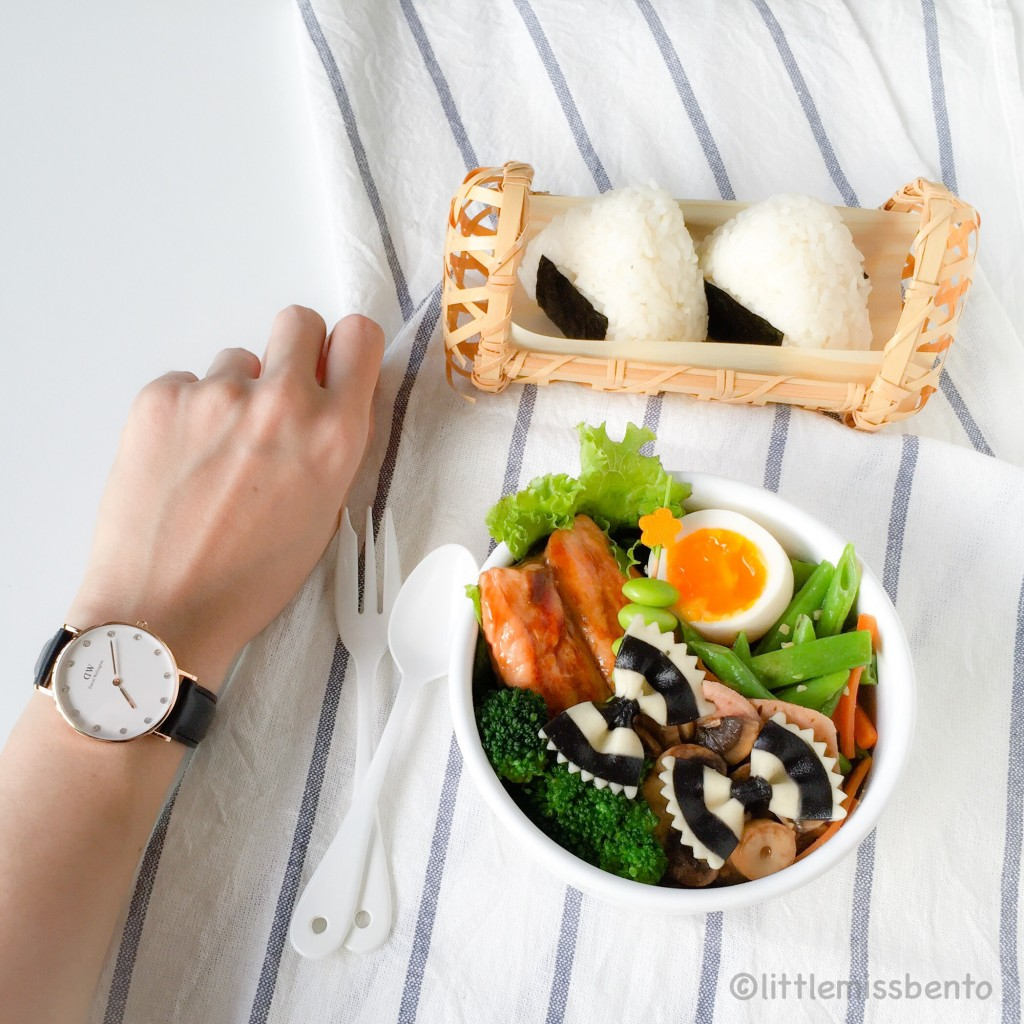 Classic Japanese Bento Daniel Wellington (4)