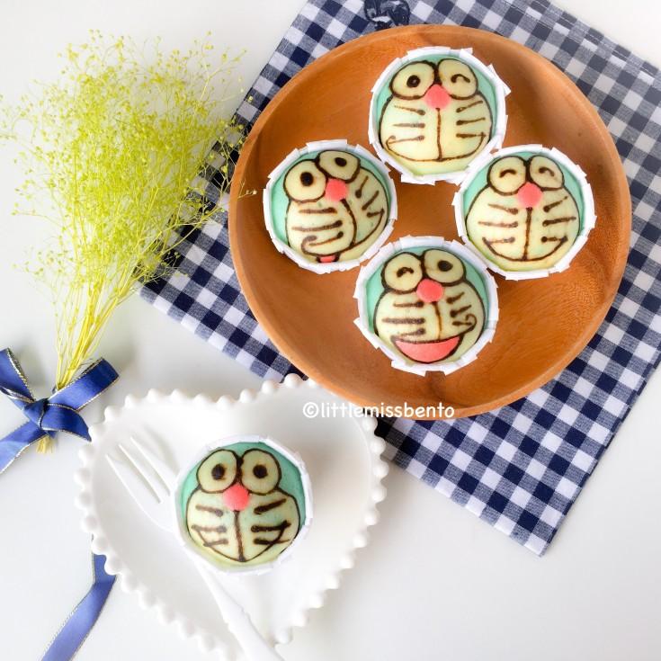 Doraemon Steam Cake (2)