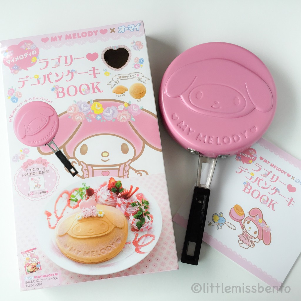 My Melody Pancake Pan (3)