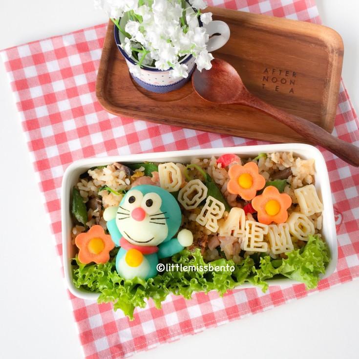 Doraemon Bento (6)
