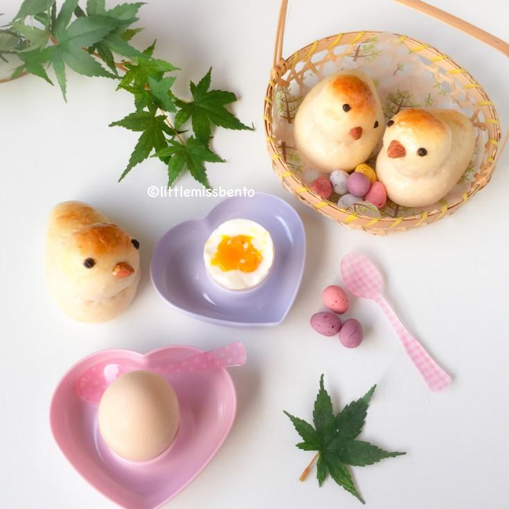 Cute Bird Bread (1)