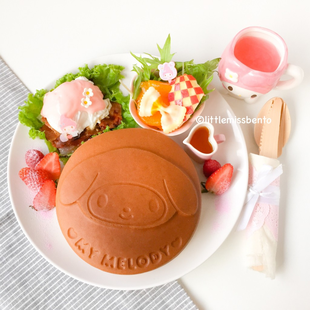 My Melody Breakfast (1)