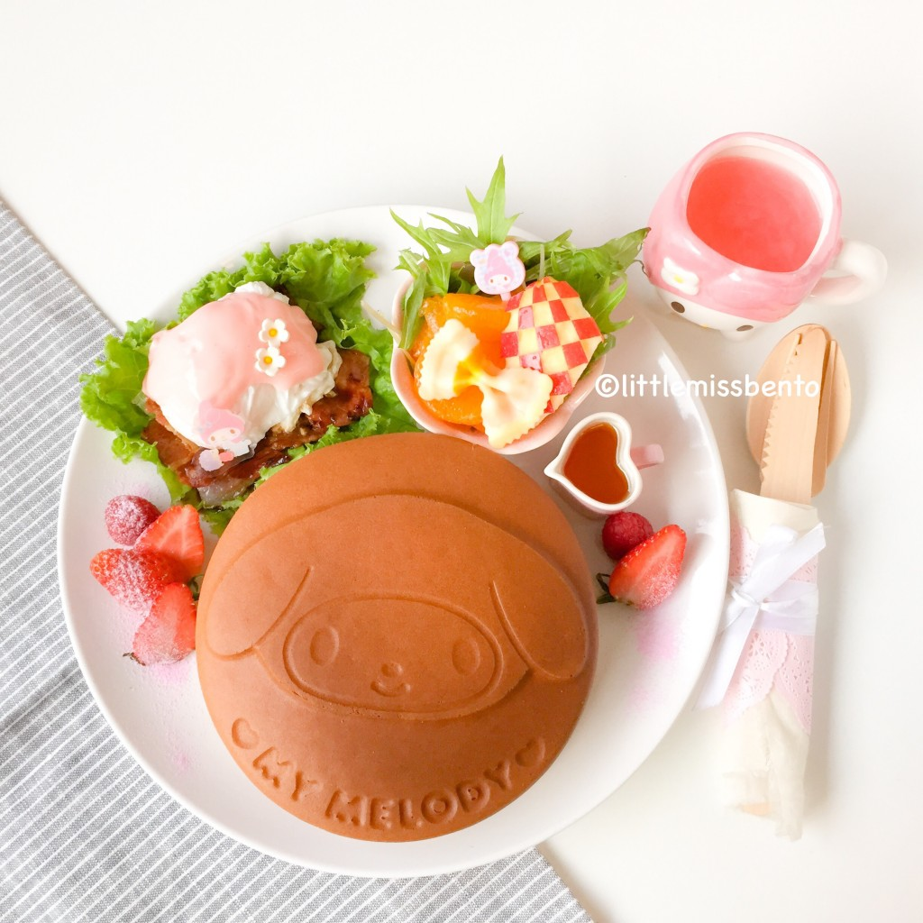 My Melody Breakfast (6)