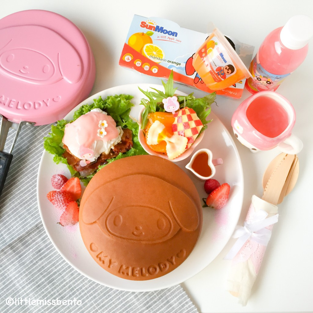 My Melody Breakfast (7)