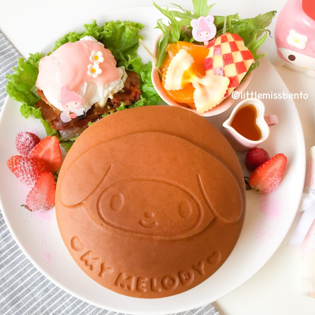 My Melody Breakfast (8)