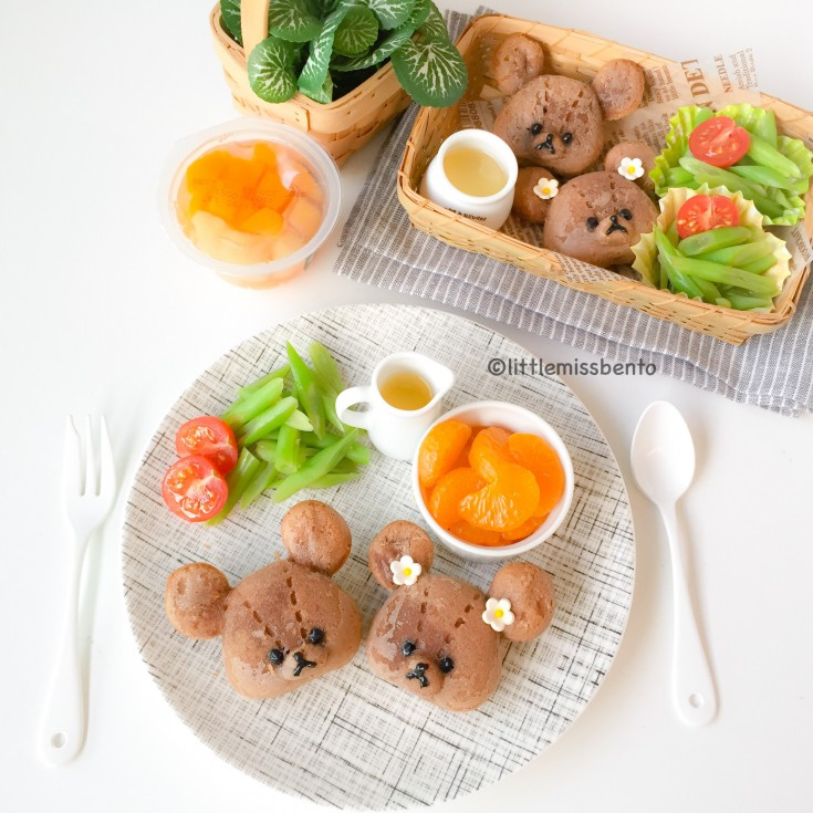 The Bear School Bento (1)