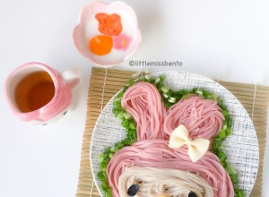 My Melody Cold Udon Foodart (2)