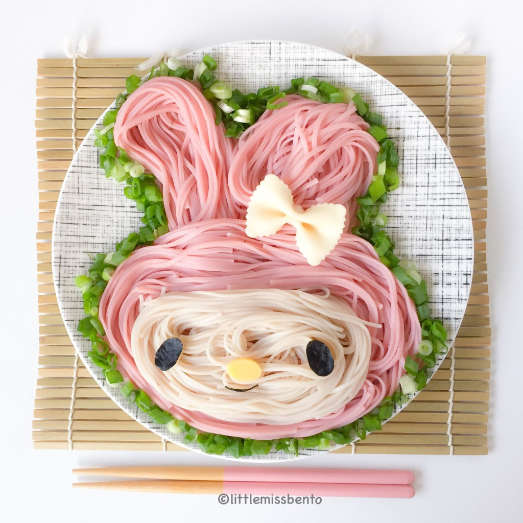 My Melody Cold Udon Foodart (3)