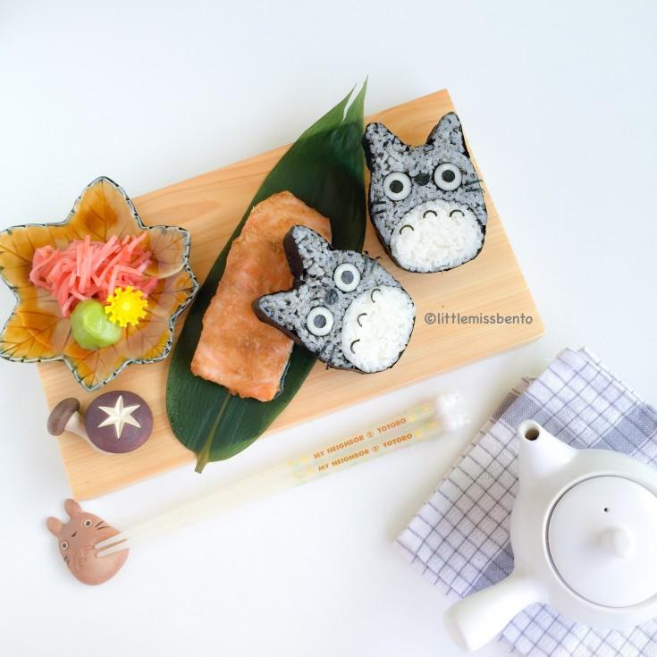 Totoro Sushi (1)