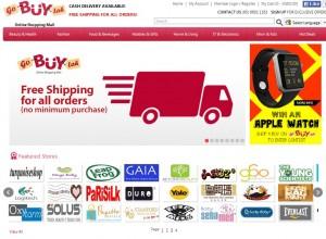 GoBuyLah online mall