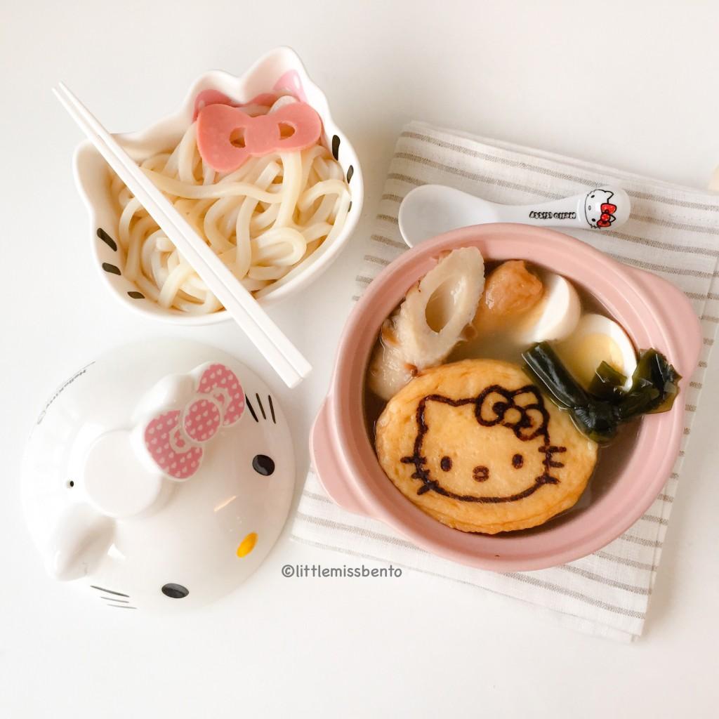Hello Kitty Oden (2)