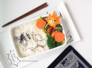 Luffy One Piece Bento