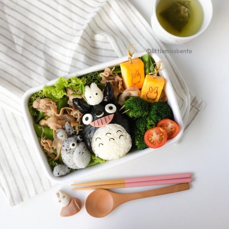 Totoro Bento (5)