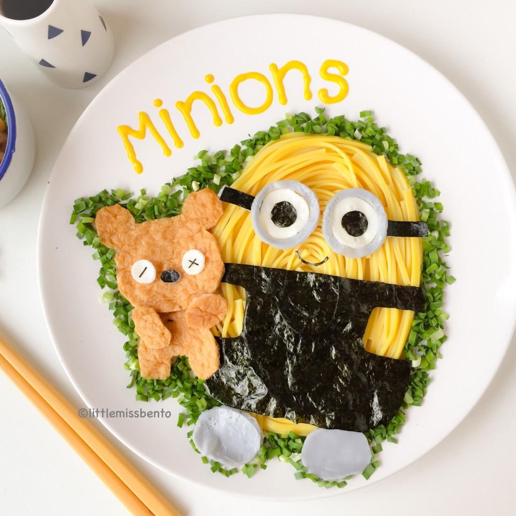Minions Udon Bob and Tim (1)