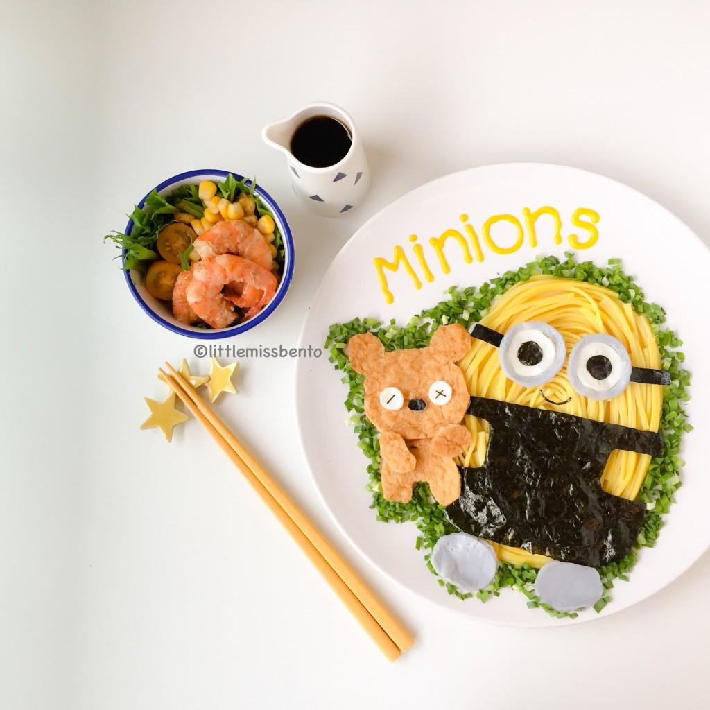 Minions Udon Bob and Tim (2)