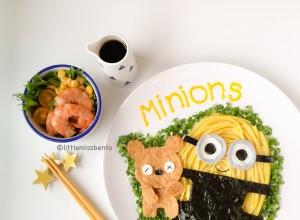 Minions Udon Bob and Tim (3)