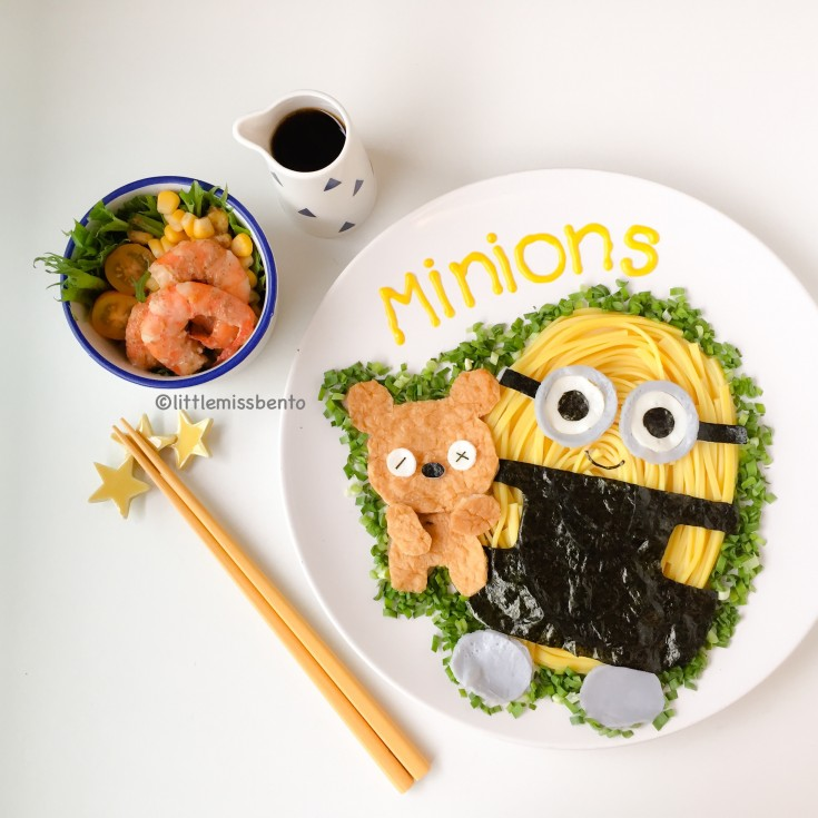 Minions Udon Bob and Tim (3)