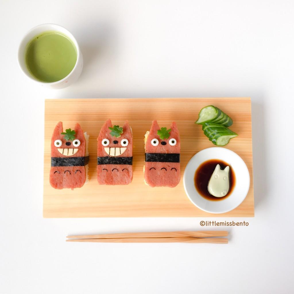 Totoro Musubi Onigiri (3)