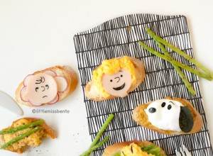 Charlie Brown Snoopy Toast (2)