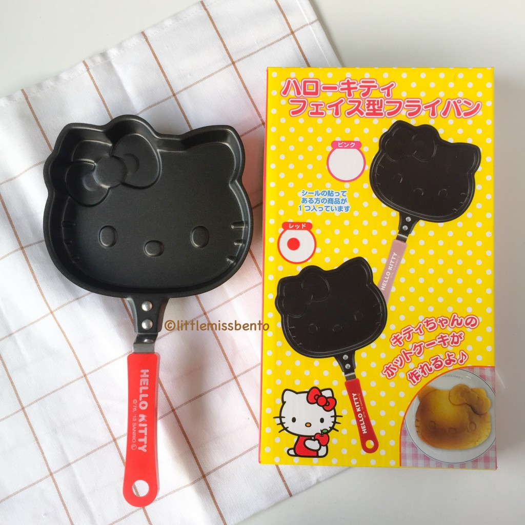 Hello Kitty Pancakes Bento (2)