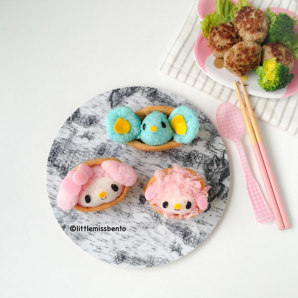 My Melody Inari Sushi (5)