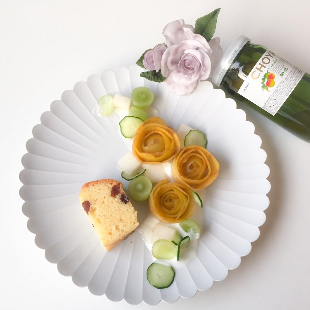 Rose Choya Dessert (2)