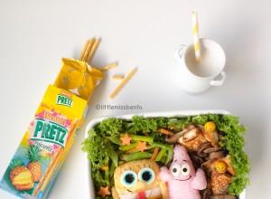 SpongeBob Bento (4)
