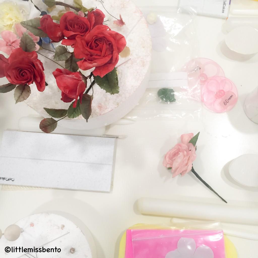 Sugar Flowers Rose (1)