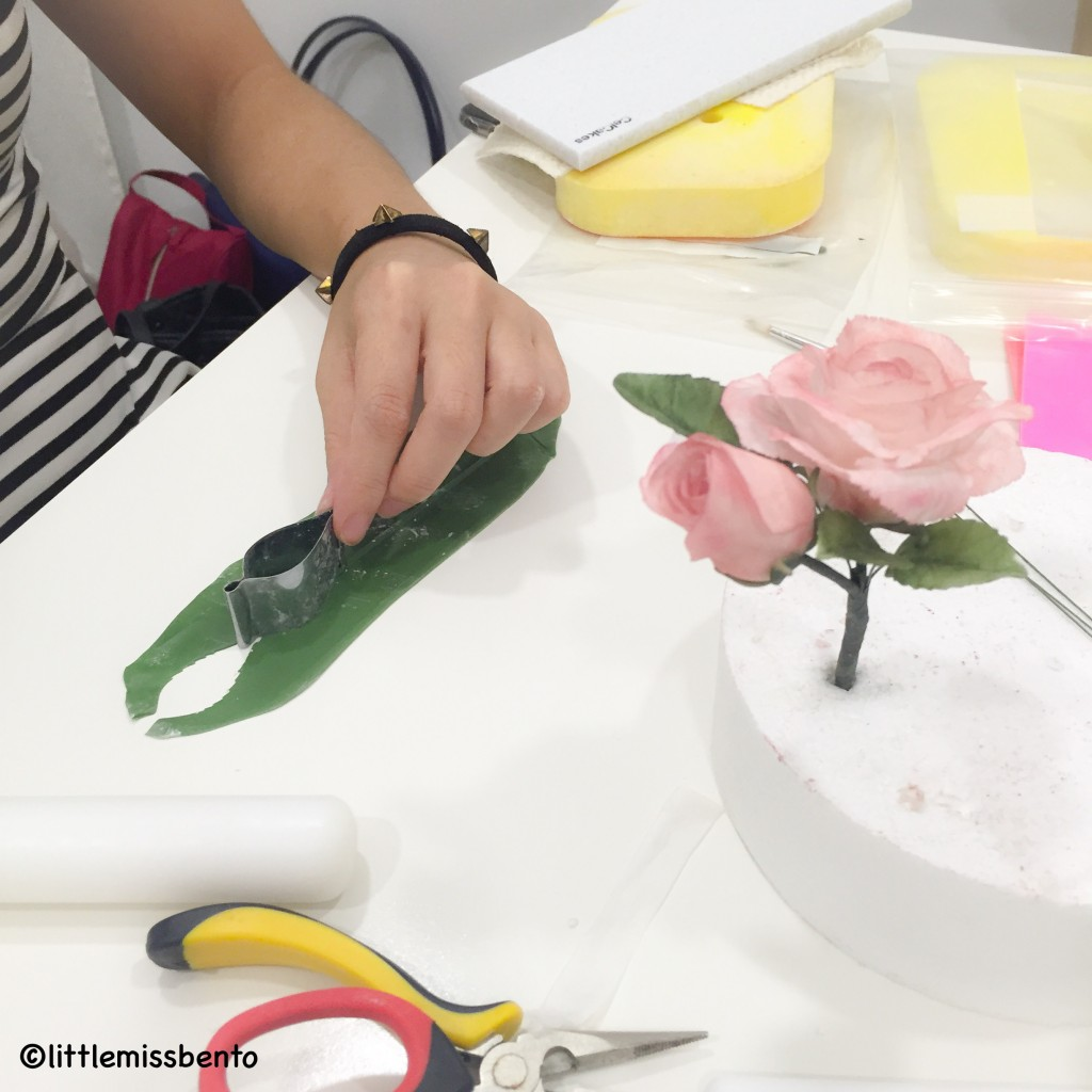 Sugar Flowers Rose (5)