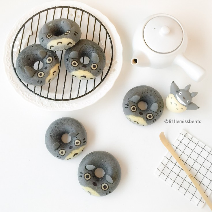 Totoro doughnuts (5)