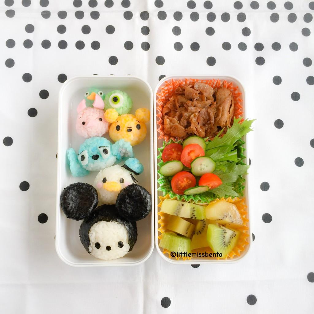 Tsum Tsum Bento (2)