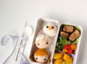 Frozen Tsum Tsum Bento (5)